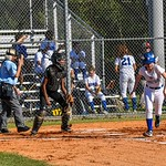 DHS JV Softball vs LRHS 4-04-2017 (AM)