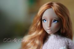 IMG_5733 (Cleo6666) Tags: lana lillycat cerisedolls marron glacé bjd doll chibbi