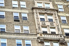 Window panes. (Vince Chiofolo) Tags: window panes building architecture nyc manhattan upperwestside newyork centralparkwest
