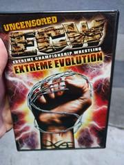 ECW Extreme Evolution (earthdog) Tags: 2017 lgenexus5x lge nexus 5x dvd wrestling prowrestling ecw word androidapp cameraphone moblog
