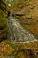 Another waterfall in the Red River Gorge, KY (Ulrich Burkhalter) Tags: kentucky redrivergorge rrg kentuckywaterfalls kyhills kentucky2014 rrgwaterfalls imgp5331pr