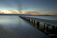 _MG_7233 (Josep Binefa) Tags: sunset beach night landscape catalunya paisatges deltadelebre canonef1740mmf4l postesdesol