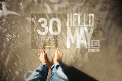 Hello May (Oc†obεr•10) Tags: hello beach design october may vietnam ten hanoi typo tenten