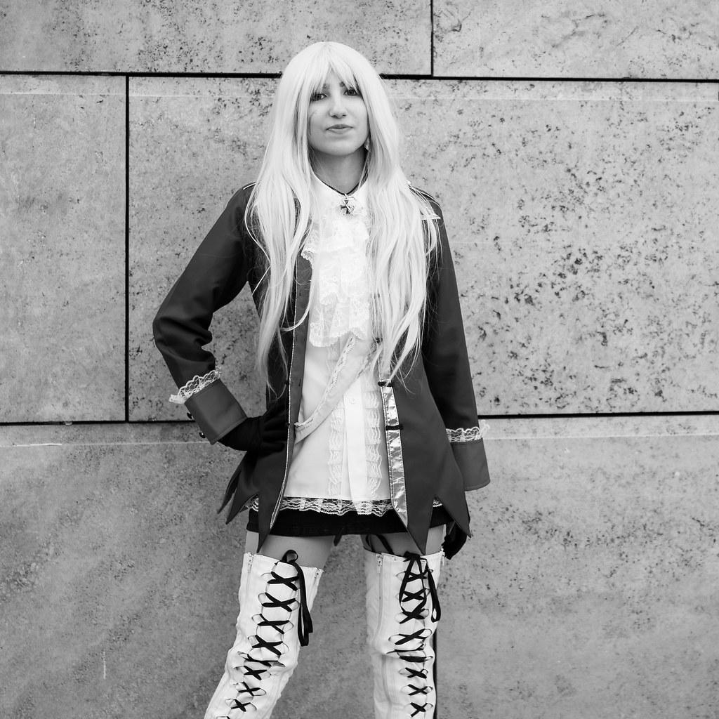 Cosplay: cool teen girl (x1klima) Tags: cosplay manga hentai art leipzig  mangaconvention