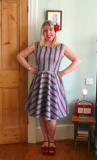 Sew Dolly Clackett 'Betty' dress