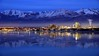 Alaska Anchorage At Night (MarculescuEugenIancuD5200Alaska) Tags: alaska anchorage 16x9widescreen virtualjourney outstandingromanianphotographers