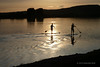 Evening Paddle (Malcolm Bull) Tags: sunset river sussex paddle adur include shoreham standup boarder 20140424sundown0008edited1web