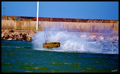 Arbeyal 15-Mayo 2014 (16) (LOT_) Tags: kite beach wind lot asturias viento spot kiteboarding kitesurfing gijon jumps arbeyal element3 switchkites asturkiters nitro3
