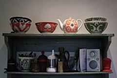 Top shelf (sixthland) Tags: china radio tivoli shelf domestic flare teapot uzbekistan audio ipal 550d blipfoto