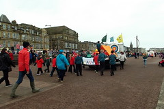 MC14-46 (Ian R. Simpson) Tags: carnival parade lancashire lorry scouts procession morecambe daf mc2014 morecambecarnival2014