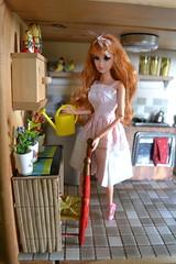 Barbie- Midge Dreamhouse (pe.kalina) Tags: doll barbie midge