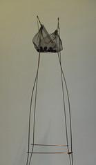 Fausto Melotti (1901-1986, Italie), Il sacco (michelle@c) Tags: paris art wire screen pearl abstraction brass karsten sculptor perle tamis contemporain laiton sculpteur thebag mtallique lesac faustomelotti contemporan ilsacco michellecourteau