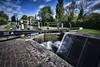 Rising tide (David Allen's Photostream) Tags: longexposure water canal lock loch barge stokebruerne davidallen