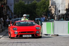 XJ220 S. (Nino - www.thelittlespotters.fr) Tags: life red paris rich s palace jaguar luxury rare twr xj220