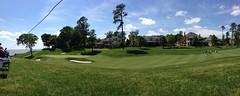 Kingsmill Resort River Course - 16th Hole Green (Mrs. Gemstone) Tags: panorama green golf tour hole resort 16th lpga kingsmill