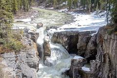 Sunwapta falls (...Ashish...) Tags: canada canon landscape waterfall jasper alberta 1740mm jaspernationalpark 6d sunwapta