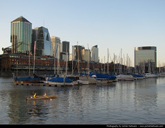 Puerto Madero, Buenos Aires, Argentina (JH_1982) Tags: city urban building water argentina argentine skyline architecture modern skyscraper buildings boats puerto pier boat office cityscape waterfront skyscrapers buenos aires district oficina highrise madero offices highrises argentinien