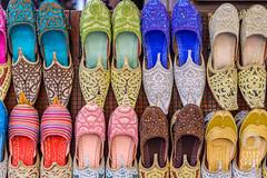 Tradition (Crusat) Tags: street travel creek shoe nikon shoes dubai traditional uae arabic emirates viajes arabe zapato tradicional oldsouk travelphotography d7100 nikond7100 traditionalarabicshoe