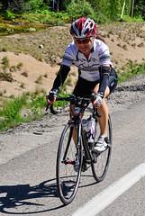 Cyclo_Sandonato_14-115 (Marian Spicer) Tags: road bike bicycle sport june race fun juin crowd route event foule paysage success groupe vlo montagnes 125 trajet sandonato vnement comptition kilomtre nordet saintdonat cyclosportive russite lanaudire