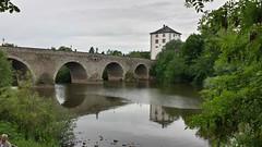 Lahnbrücke in Limburg (tor-falke) Tags: germany deutschland europa europe hessen dom ngc taunus lahn limburg torfalke flickrtorfalke