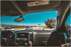 On the road (FOXTROT|ROMEO (#collectingmmnts)) Tags: california ca street sky usa car cali truck canon eos coast us highway pacific interieur wide himmel pickup roadtrip chevy interstate silverado westcoast range weitwinkel highwayno1 70d chevrotel eos70d