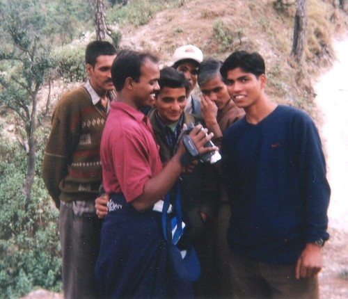 New believers in the Himalayas