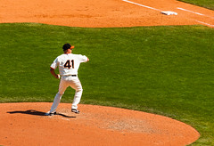 Jeremy Affeldt on the bump (phoca2004) Tags: sanfrancisco california unitedstates sfgiants mlb nymets attpark jeremyaffeldt