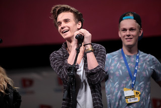 Caspar Lee & Joe Sugg