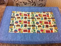 image (Loli Patchwork) Tags: natal table watermelon mat cupcake patch patchwork bolsa jogo ma americano colorido chinelinhos