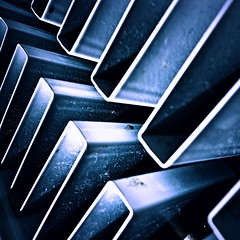 Abstract Radiator Art 2 (unclebobjim) Tags: blue abstract radiator fins elveden abstractreality vividimagination abstractphoto shockofthenew lunagallery hpmguild asquareartists netartii aceofsquare elvedencenterparcs photoartsquare hdrdarkroom2pro hdrd2p