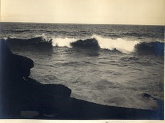 'Breakers' RAHS/Osborne Collection (Royal Australian Historical Society) Tags: ocean nature rocks waves sydney nsw newsouthwales rahs royalaustralianhistoricalsociety