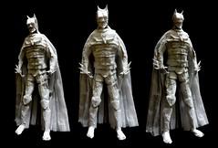 (RESHAPED) ORIGAMI BATMAN/DARK KNIGHT (Neelesh K) Tags: origami origamibatman origamidarkknight darkknight batman neeleshk