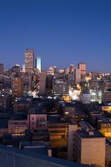 Johannesburg City Skyline (cobus.benade) Tags: skyline southafrica johannesburg johannesburgskyline