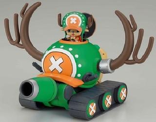 喬巴機器人1號 坦克喬巴(日7-11便利商店版本)