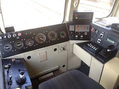 66750 Cab layout (VR Traction) Tags: gm cab german locomotive class66 gbrailfreight eurospec gbrf 66750 tonbridgewestyard cablayout