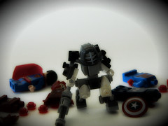 The Slayer Slays All (Lord Megacom) Tags: lego mech hardsuit