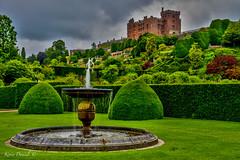 DSC_5463  (TheKidder90) Tags: castle garden nikon powis national trust d600