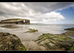 Playa de las Catedrales (Pogdorica) Tags: playa galicia lugo ribadeo mareabaja playadelascatedrales