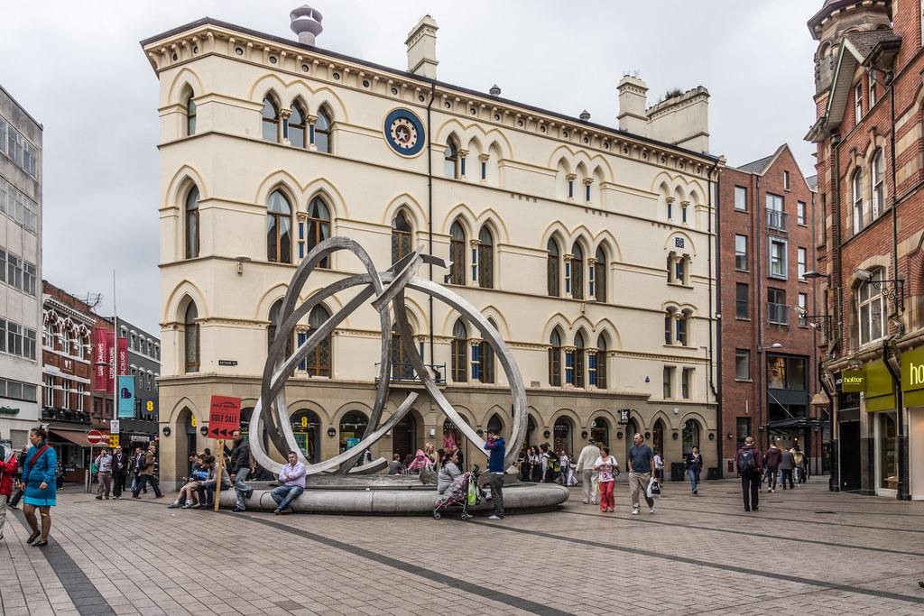 PUBLIC ART IN BELFAST CITY
