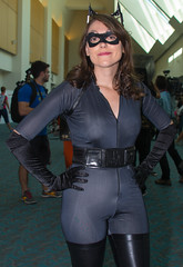 SDCC Comic Con 2014 Cosplay, Catwoman