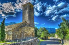 Iglesia de Larrede - Ruta del Serrablo  RI-51-0000634
