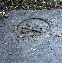 Tombstone (Rolroo) Tags: 6x6 mediumformat fuji 400 yashica yashinon fujireala400 yashica12 yashinon80mmf35