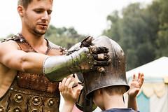 Passt! (O.I.S.) Tags: tim helmet knight helm ritter bckeburg