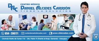 CAMPAÑA 2012 - CENTRO MÉDICO DANIEL ALCIDES CARRIÓN - AREQUIPA
