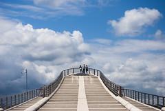 El mirador del cielo (javipaper) Tags: clouds heaven cielo nubes mirador cantabria santoña