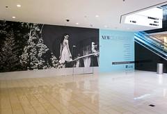 Glendale Galleria Barricade