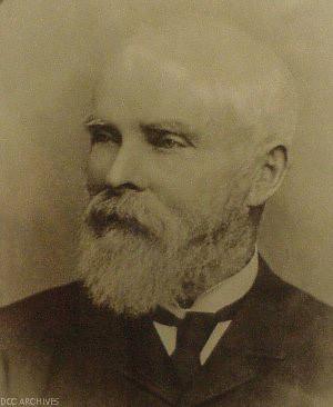 William Mason, Mayor of Dunedin, 1865-67