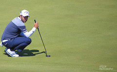Getting Ready To Putt (Ashey1209) Tags: sport golf open competition golfing hoylake theopen royalliverpool
