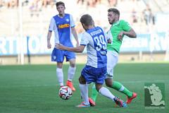 "Vorbereitungsspiel Vfl Bochum vs. Vfl Wolfsburg • <a style=""font-size:0.8em;"" href=""http://www.flickr.com/photos/64442770@N03/14684312124/"" target=""_blank"">View on Flickr</a>"