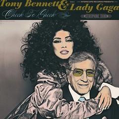 Tony Bennett & Lady Gaga - Cheek to Cheek (Noahs Covers) Tags: lady artwork cheek album tony cover bennett cheektocheek gaga tonybennett ladygaga